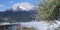 Blick-auf-den-Watzmann-von-Hinterbrand-©Berchtesgaden
