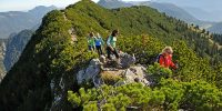 Dürrnbachhorn-Gratwanderung-©-Eisele-Hein